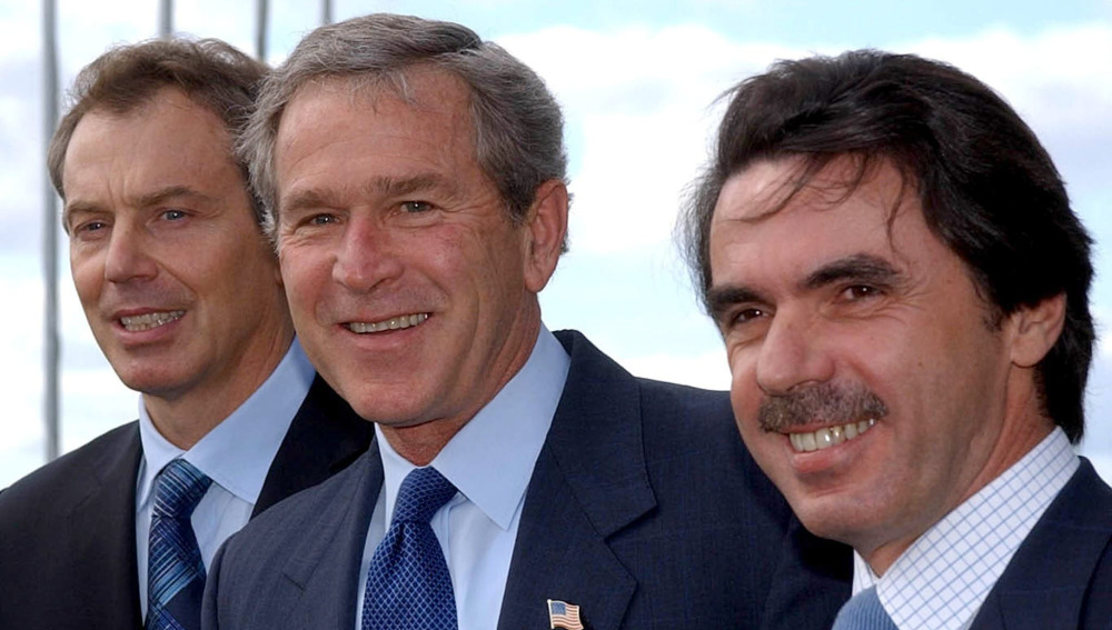 PORTUGAL POLITICS IRAQ BUSH