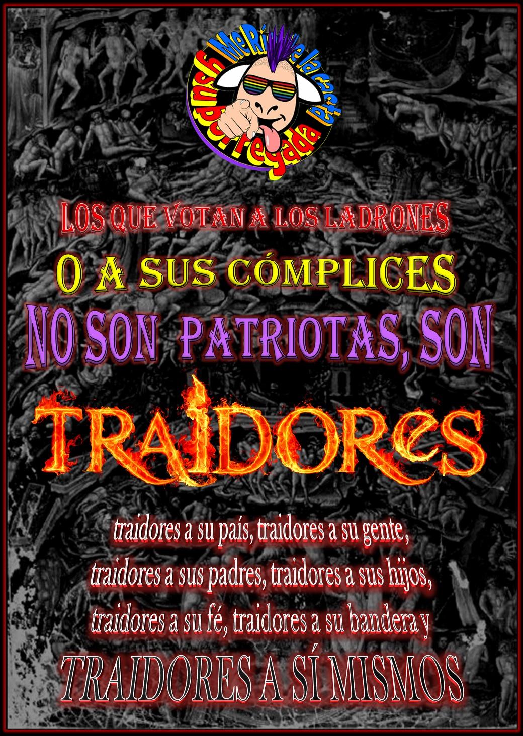 TRAIDORES
