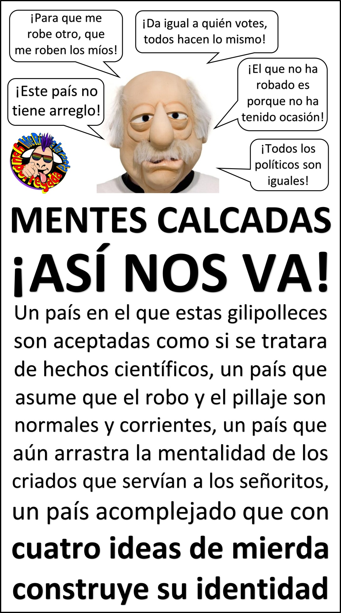 MENTESCALCADAS