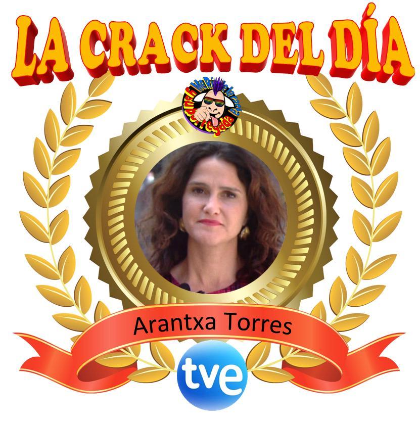 ARANTXA CRACK
